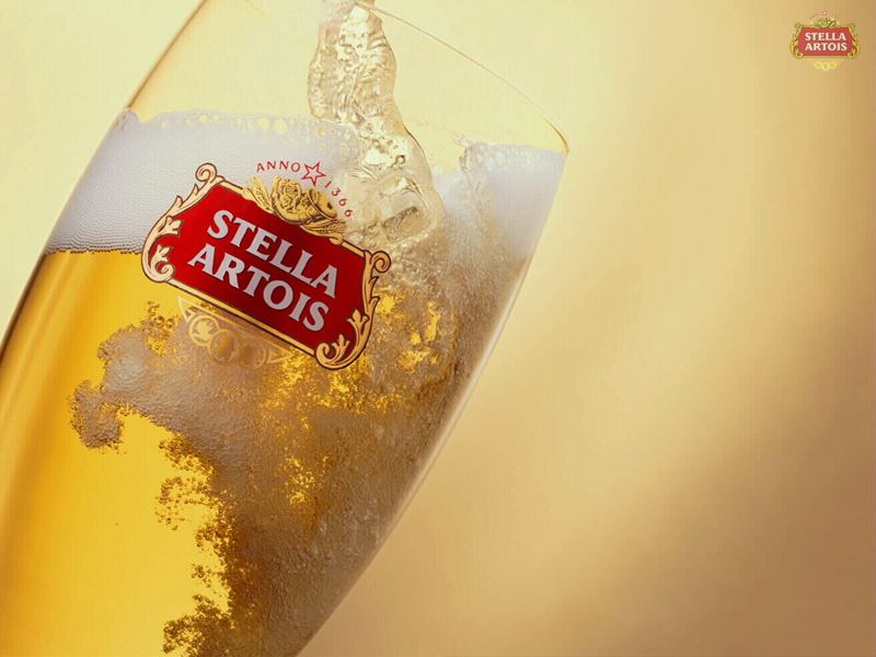 9 Steps to Pouring the Perfect Pint of Stella Artois