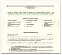 use this bar manager resume for ideas on writing your