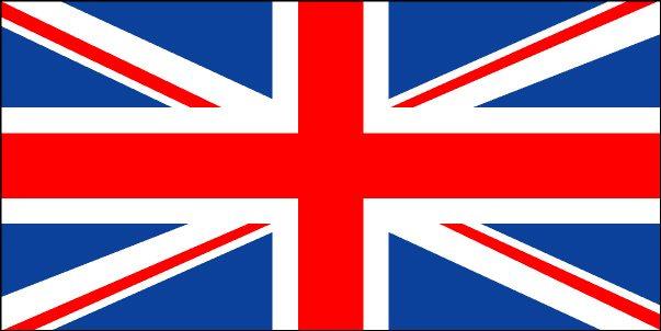Bartender Salary - England's Flag