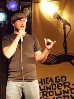 stand up comedy as a bar promotion