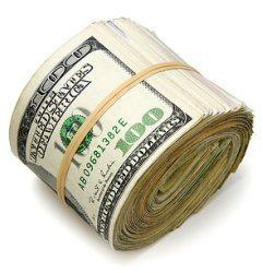 Bartending Online Wad of Cash