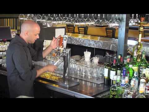 How To Pour A Draught