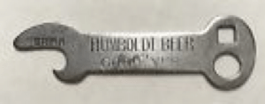 humboldt church key bottle opener