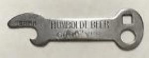 humboldt church key bottle opener