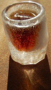 Ice Shot Glass