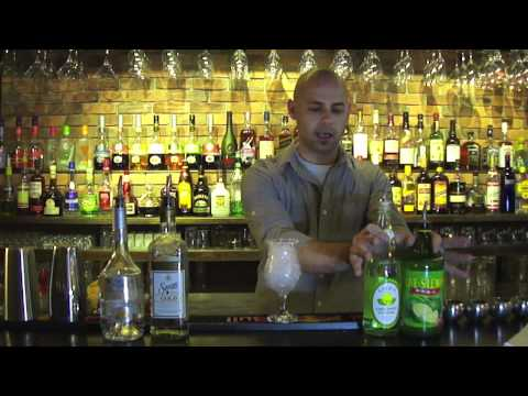 Margarita Drink Recipe Video Tutorial