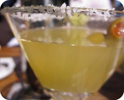 Mexican Martini Recipe