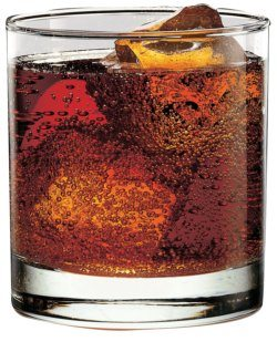Mixed Drinks Recipes - Rum and Coke