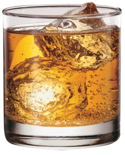 Mixed Drinks Recipes - Rye and Coke