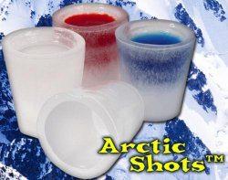 Ice Shot Glass Mold