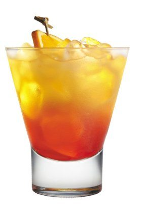 Tequila Sunrise Drink Recipe & History