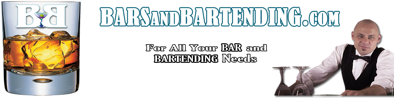 Bars and Bartending
