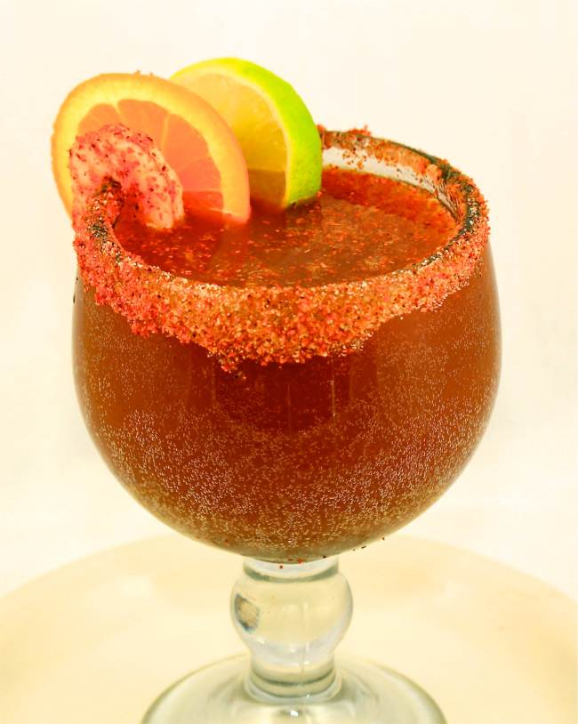 Mexico On My Plate: Ice Cold Michelada – Honest Cooking