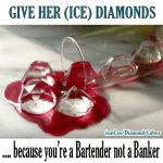 Diamond Ice Cube Tray