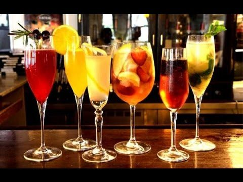popular cocktail recipes