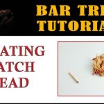 COOL Match Tricks | Floating Match Head Pub Trick