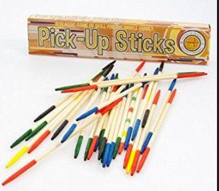 pick up sticks drinking game