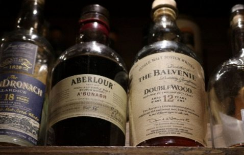 how to order scotch at a bar