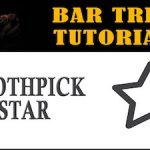 Bar Tricks Toothpick Star