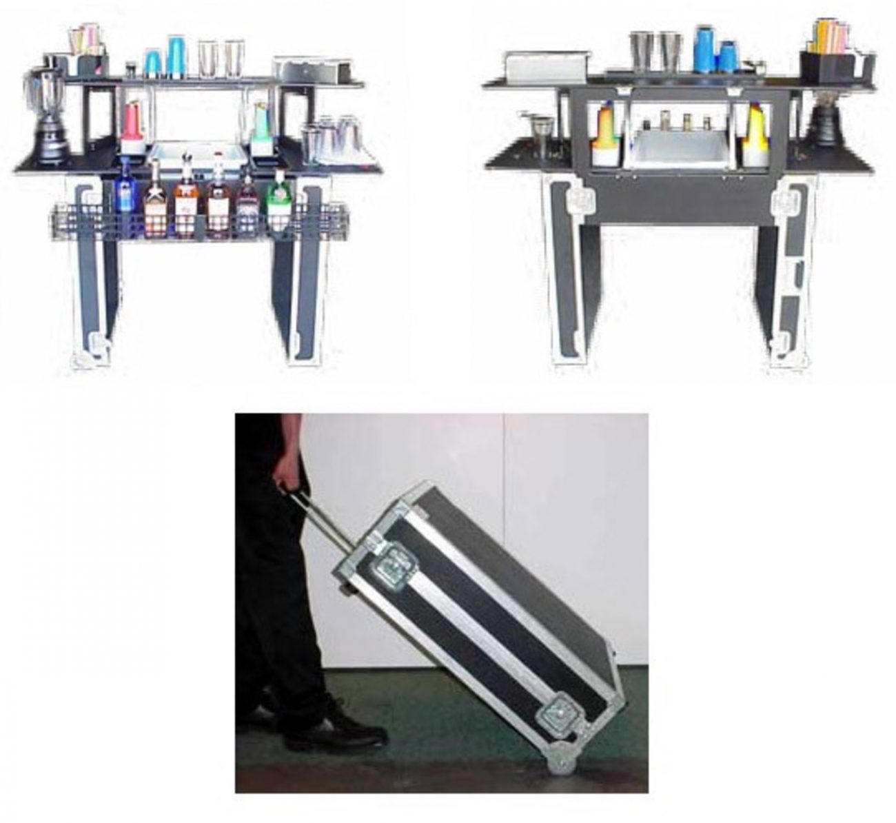 mobile bartending - portable bars