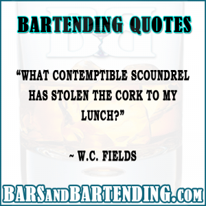 bar quotes stolen cork