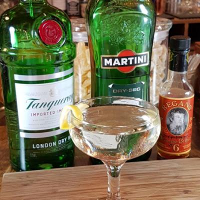 Traditional Martini Recipe