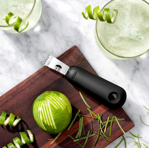 OXO Good Grips Citrus Zester and Channel Knife